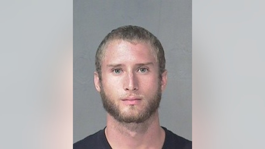 Alex Averill, accused in being a part of a possible prostitution ring set up at a Temple in Arizona.