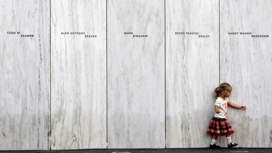 Courage Of Flight 93 Victims Lauded At Memorial Dedication