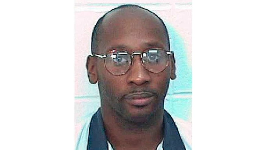 Undated file photo provided by the Georgia Department of Corrections shows death row inmate Troy Davis.