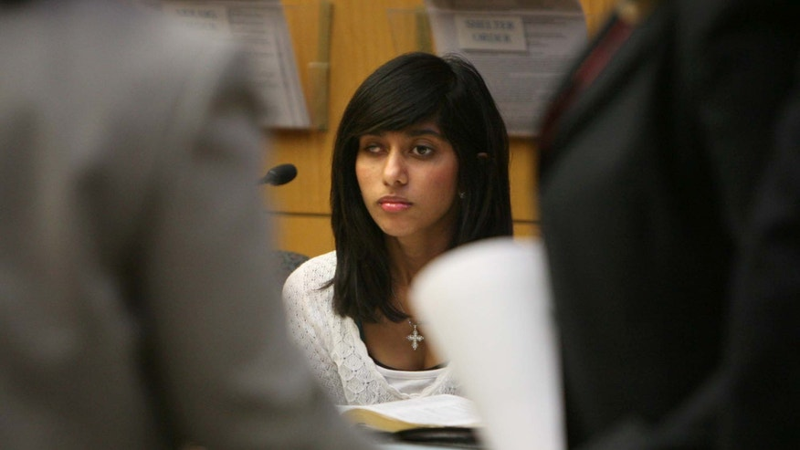 A judge has granted Rifqa Bary's request to block a reunion with her Muslim parents as she approaches her 18th birthday. Bary, seen in this 2009 file photo, converted to Christianity and fled from her Ohio home, saying her family had threatened her.