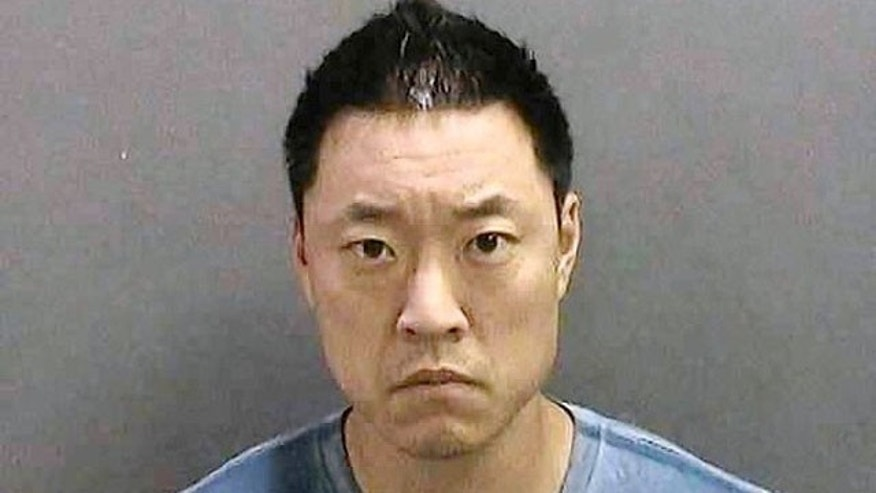 Photo of Edward Younghoon Shin who is accused of murdering his business partner.
