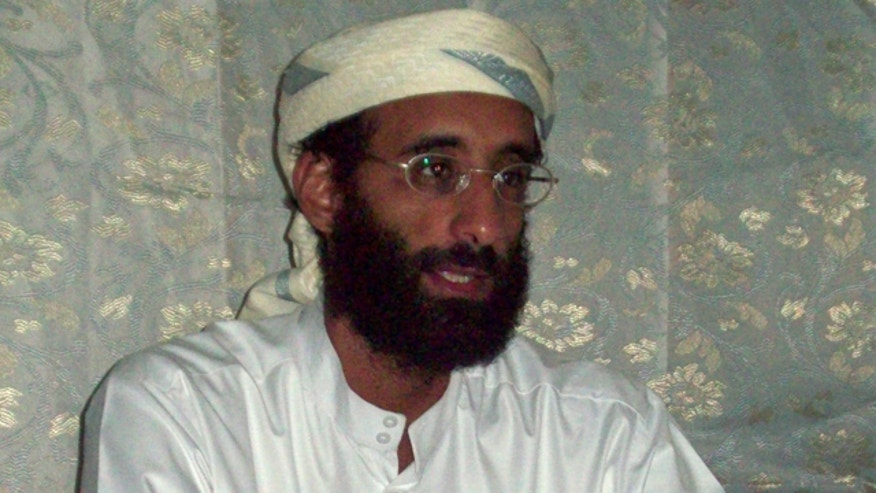 This Oct. 2008 file photo by Muhammad ud-Deen shows Anwar al-Awlaki in Yemen.