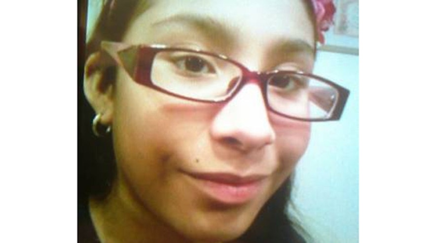 Jasmen Gonzelez, 10, disappeared from a relative's house in Texas on Oct. 29, 2011.