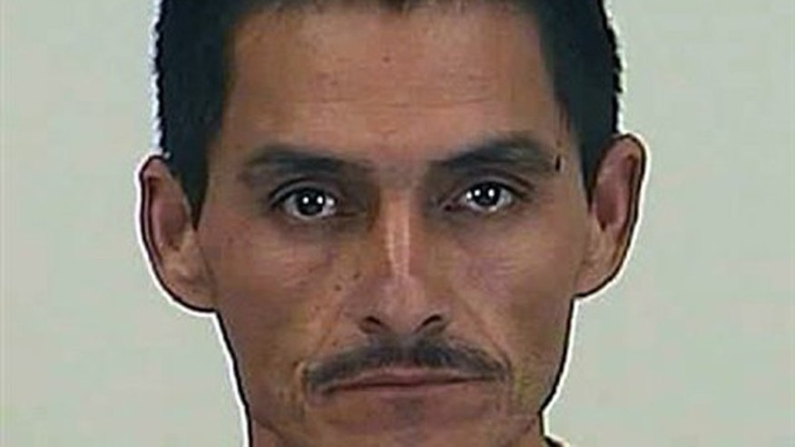 This undated photo provided by the Pinal County Sheriff's Department shows Francisco Guillermo Morales Esquer. Morales, 36, was arrested after being caught with $1.6 million in heroin and meth.
