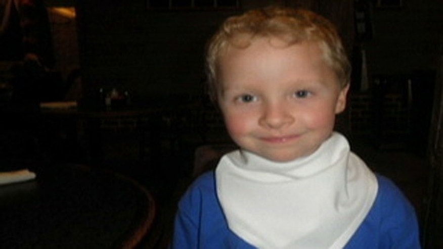 The body of Camden Hughes, 6, was found in May under a blanket on a dirt road in rural Maine.