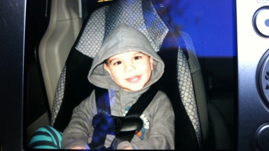 FILE: Sky Metalwala, 2, was reported missing by his mother after she left him alone in an unlocked car to go for gas.