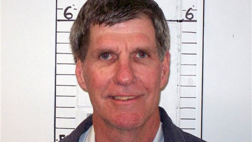 "In this undated photo provided by the California Department Of Corrections, Charles ""Tex"" Watson, 65, is shown."