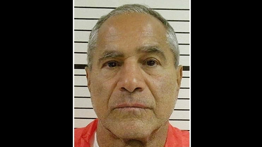This Oct. 29, 2009 photo from the California Department of Corrections shows Sirhan Sirhan, convicted of the murder of presidential candidate Sen. Robert F. Kennedy in 1968.