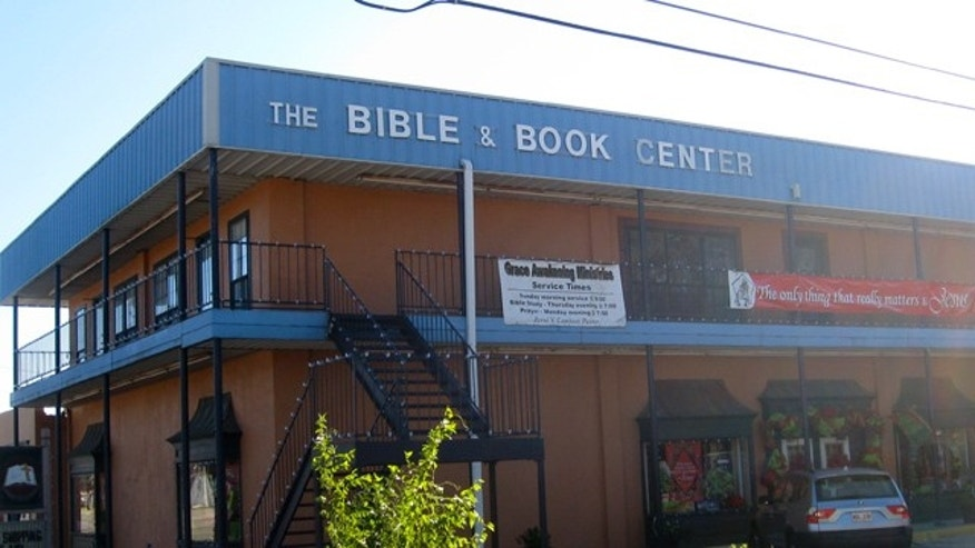 Bible and Book Center in Baton Rouge, La., is struggling in the Internet age.