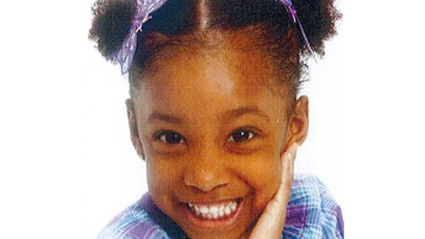 FILE - This undated file photo provided by the Glendale Police Department shows 5-year-old Jhessye Shockley.