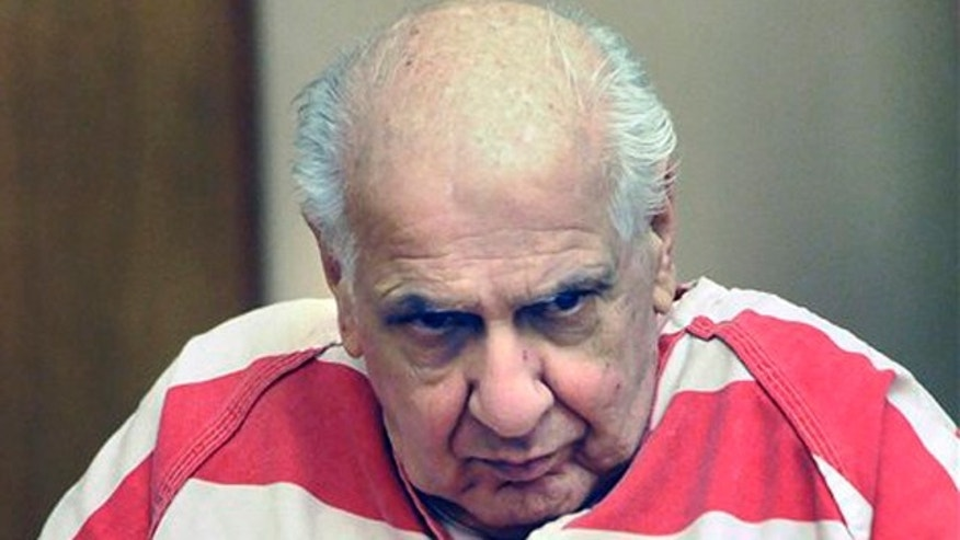 In this April 13, 2011 file photo, Joseph Naso appears in Marin County Superior Court during his arraignment on murder charges in San Rafael, Calif.