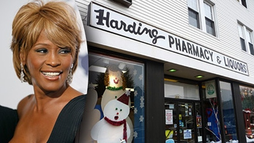 Who is to blame when people overdose? Months before Whitney Houston died after taking a cocktail of prescription drugs, a small pharmacy in New Jersey reached a $1.9 million settlement with a man who popped stolen pills.