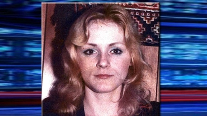 This undated photo shows 22-year-old Gloria Faye Stringer, who disappeared in 1975 while living in Texas.