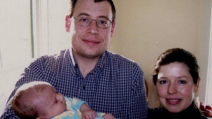 Timothy Medsker, 33, his wife Sabrina Medsker, 34, and their 4-month old son Joshua, were reported missing from their Petoskey home on Feb. 23, a week after they failed to appear for several appointments, authorities said.