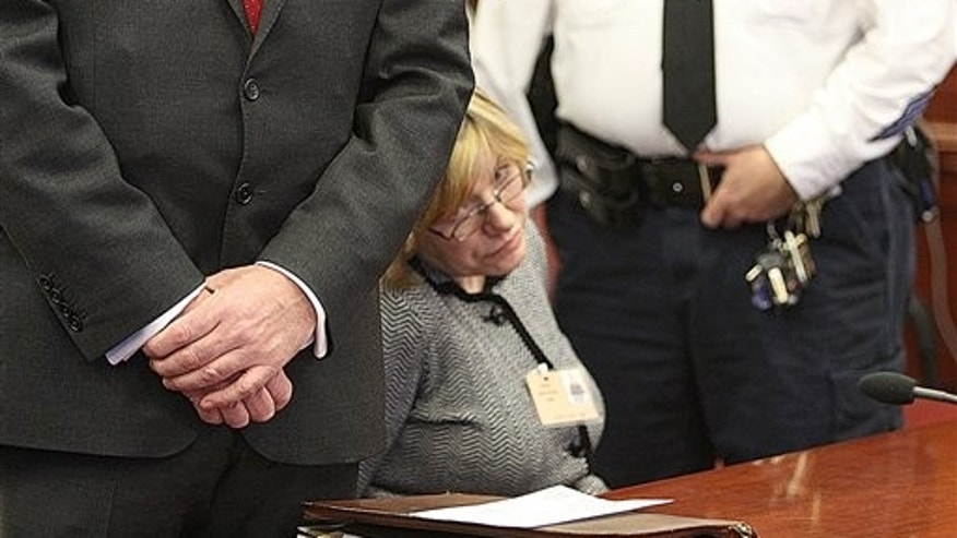 March 6: Anna Gristina appears in State Supreme Court in New York. A legal U.S. resident originally from the Scottish Highlands, Gristina is charged with promoting prostitution.