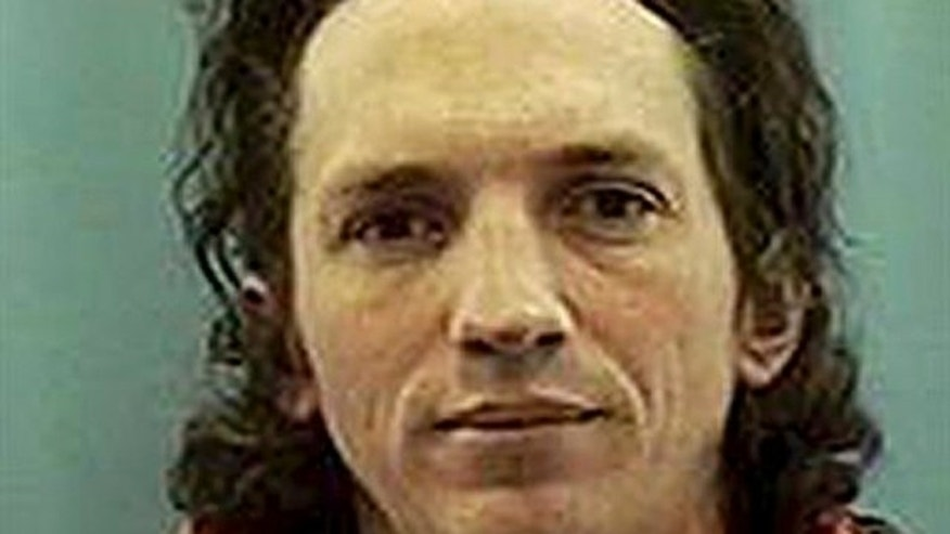 This undated handout photo provided by the Anchorage Police Department shows 34-year-old Israel Keyes.