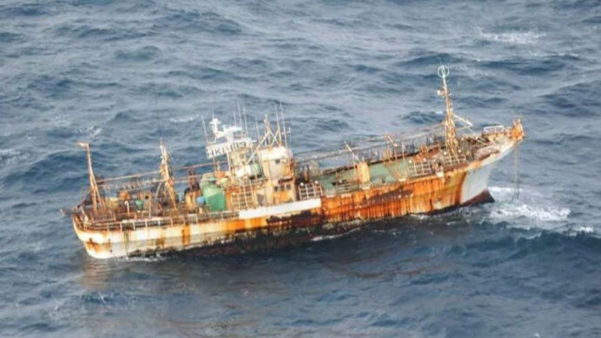 March 20: A Japanese fishing boat lost in the Pacific Ocean after the March 2011 earthquake and tsunami was sighted drifting 150 nautical miles off the southern coast of Haida Gwaii near British Columbia, Canada.