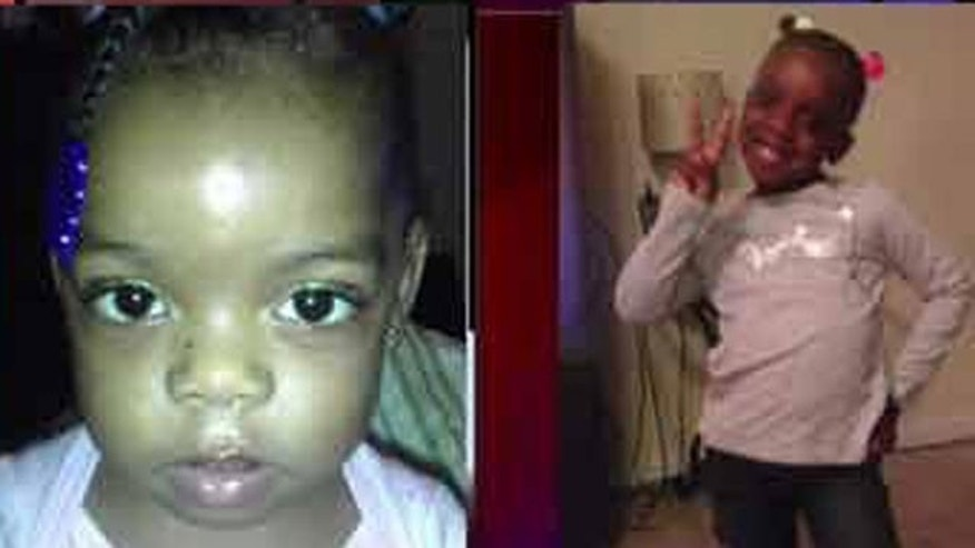 Mar. 31, 2012: Jayla Gasaway, 4, and Cadence Mills, 2, were kidnapped about 2:30am local time in Houston, Tx., police said, adding that the girls were taken by their mother's ex-boyfriend Courtney Dickerson, 22.