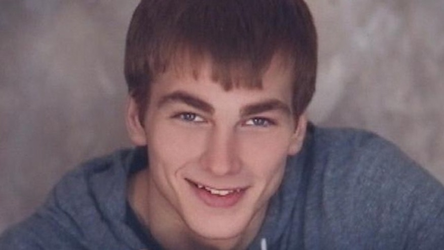 This undated photo shows 19-year-old murder victim Jacob Burns.