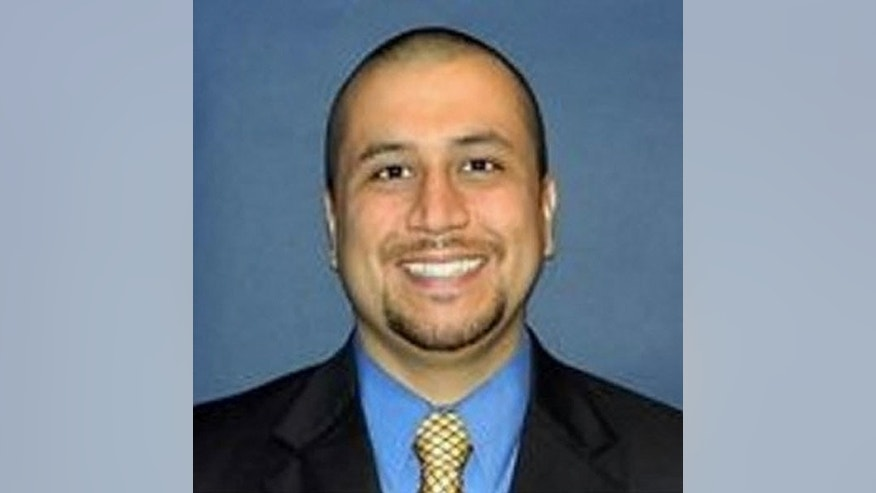 FILE - This recent but undated file photo taken from the Orlando Sentinel's website shows George Zimmerman, according to the paper.