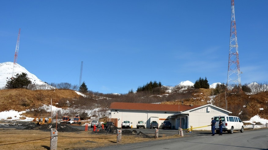 April 12, 2012: Two people are dead after a shooting in the rigging shop at Coast Guard Communications Station Kodiak, Alaska.