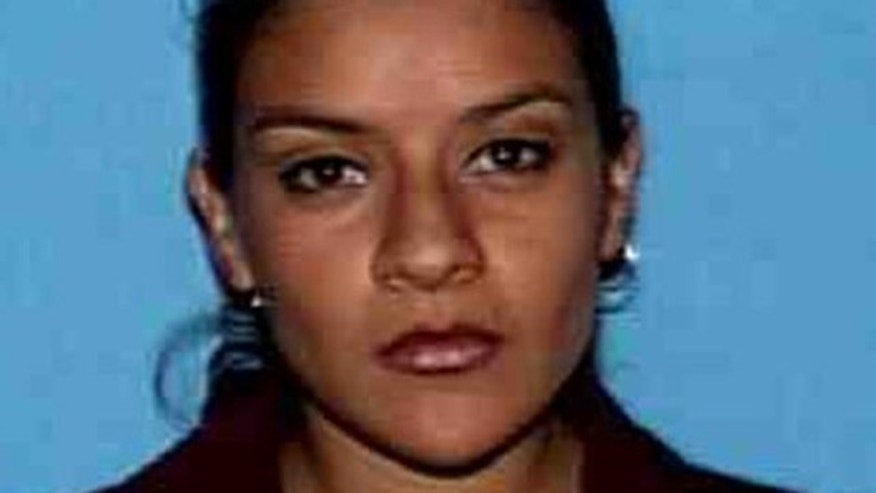 FILE: This photo provided by the Orange Police Department shows the undated California drivers license photo for Arlet Hernandez Contreras, 31.
