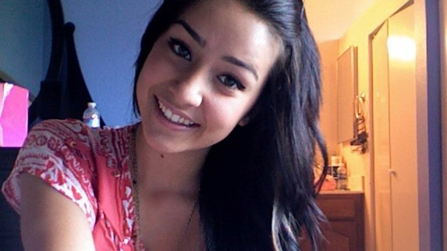 This undated photo shows 15-year-old Sierra LaMar, who has been missing for nearly two months.