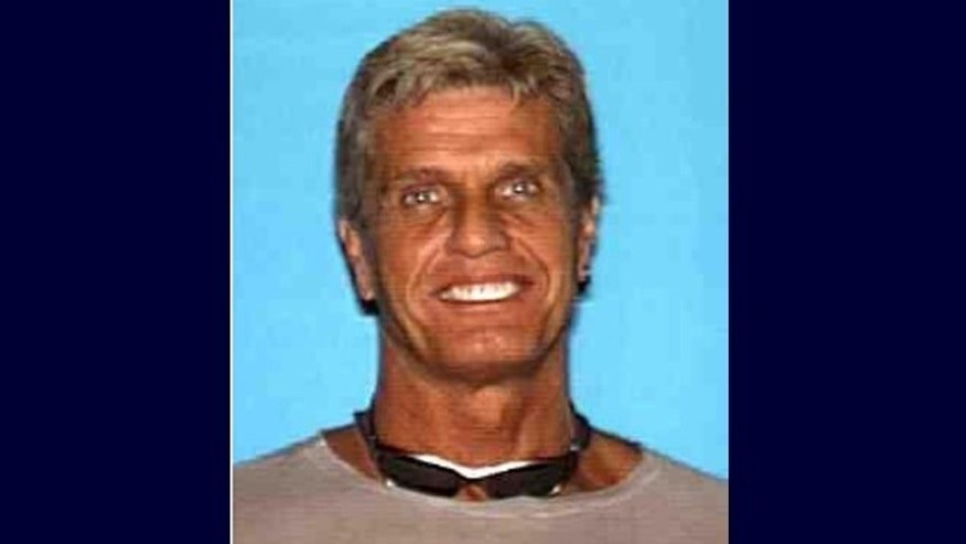 This undated photo, obtained from the Los Angeles County Sheriff's Department, shows 57-year-old Hollywood executive Gavin Smith.