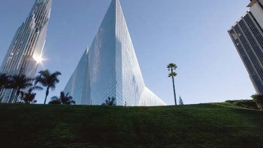 The Crystal Cathedral, in Garden Grove, Calif., was sold to the Roman Catholic Diocese of Orange for $57.5 million.