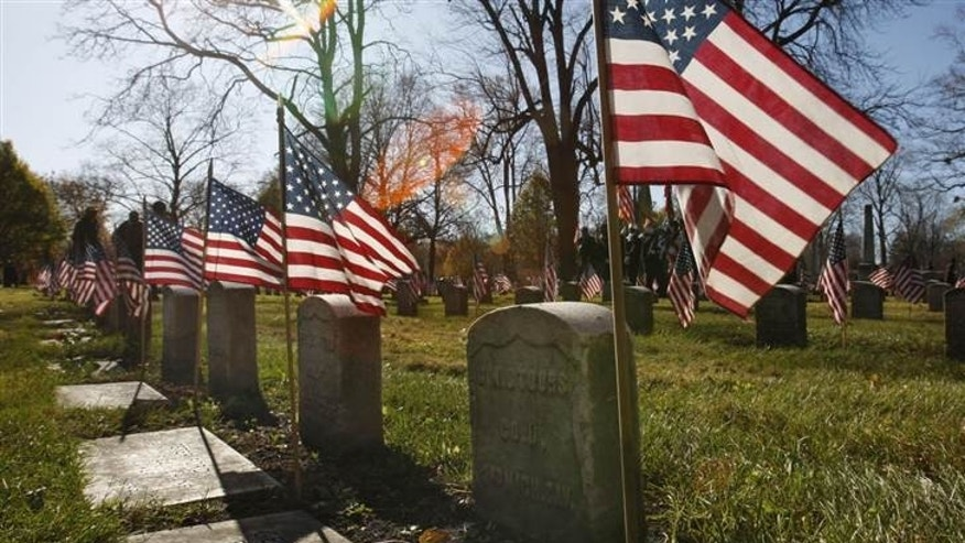 Not all veterans' graves are maintained in a manner befitting the debt owed by a grateful nation.