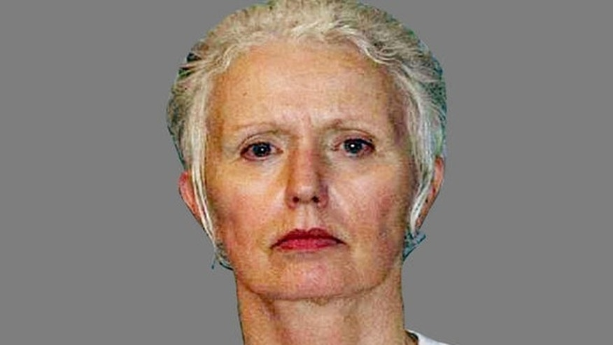 "March 14, 2012: This booking photo shows Catherine Greig, girlfriend of former mob boss James ""Whitey"" Bulger."