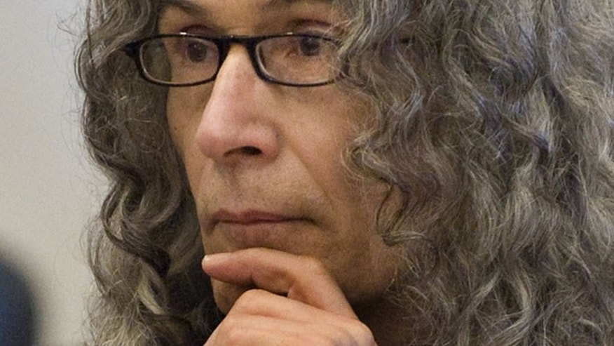 In this March 30, 2010 file photo, convicted serial killer Rodney Alcala listens as victim-impact statements are read in a Santa Ana, Calif.