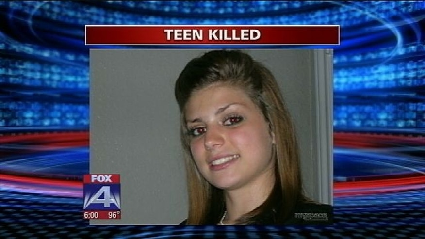 This undated photo, obtained by Fox affiliate KDFW-TV, shows 17-year-old Claudia Hidic of Fort Worth.