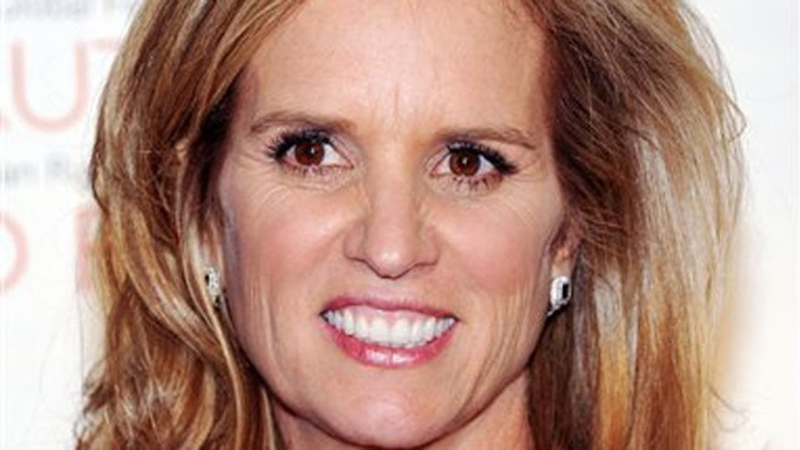 Nov. 17, 2012: In this file photo, Kerry Kennedy, attends the Robert F. Kennedy Center for Justice and Human Rights 2010 Ripple of Hope Awards Dinner New York.