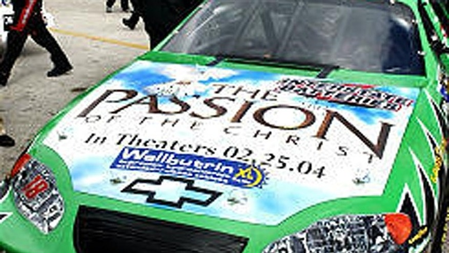 As one of the longest running sponsor-owner relationships, Interstate Batteries has sponsored NASCAR's #18 car since 1994. Chairman of the Board Norm Miller, who touts his beliefs on the company's website, is also a board member for Dallas Theological Seminary and the Dallas Seminary Foundation. (AP)