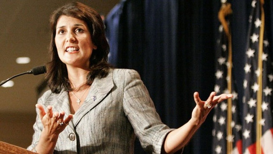 South Carolina Gov. Nikki Haley is a prominent Sikh and American of Indian descent.