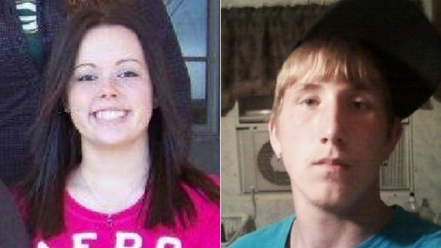 Dillan Stewart and Courtney Hawkins, both 16, have been missing since Tuesday evening.