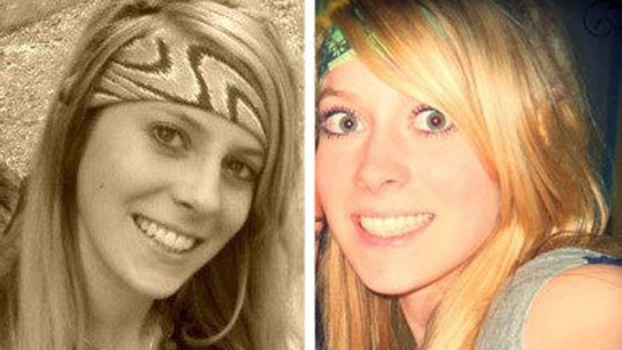 These photos, released by the Stouffer family attorney, show missing 21-year-old Kortne Ciera Stouffer of Palmyra, Pa.