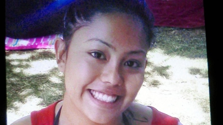 This undated image provided by the Henderson Police Department shows Melissa Duran, 17, who was kidnapped Friday Aug. 31, 2012 in Henderson, Nev.