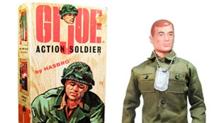 G.I. Joe has been a favorite toy for generations.