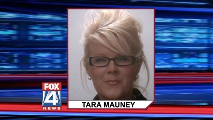 The undated photo shows Tara Mauney.