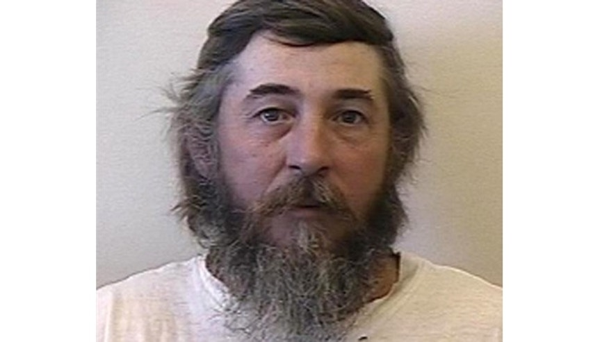 James Ladd is seen in an undated photo provided by the North Carolina Department of Public Safety.