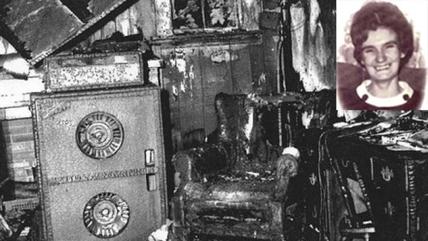 Nancy Landers was a young mother when she died in a fire in 1969 along with five of her children. (Landers Family, Wilmington Fire Department)