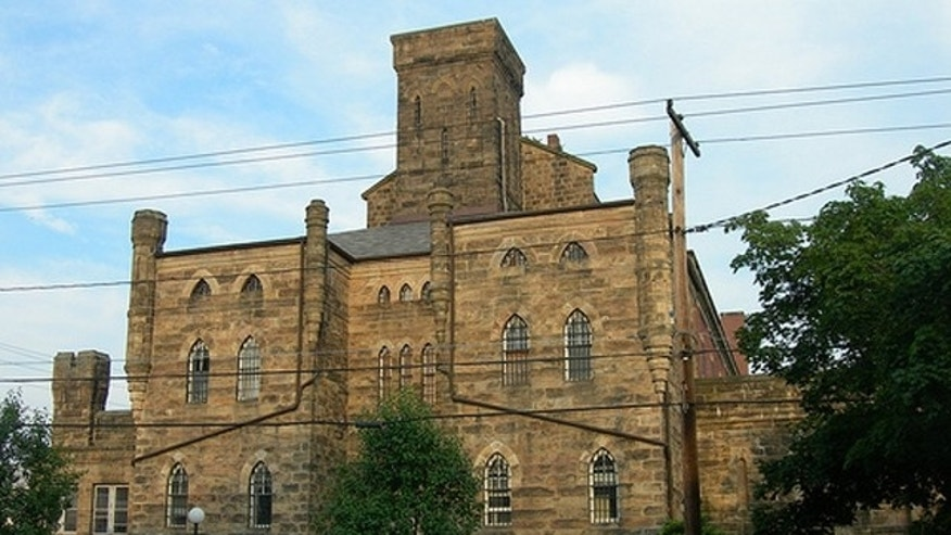 The Cambria County Prison, which has been vacant for 15 years, is being offered for sale or rent by the Ebensburg Borough Council.