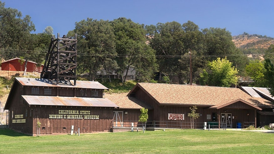 Two armed bandits robbed the California Mining and Mineral Museum at the Mariposa Fairgrounds last Friday, making off with nearly $2 million in gold and other precious stones.