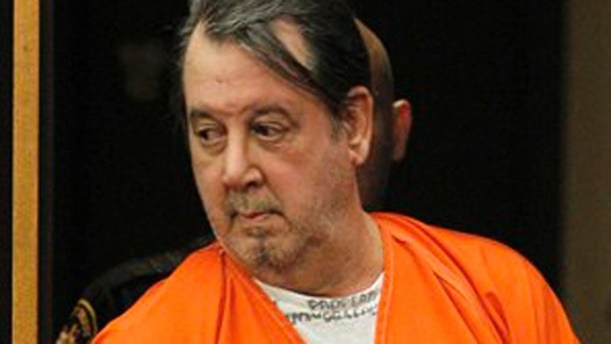 May 8, 2012: John Donald Cody, aka Bobby Thompson, appears at a hearing in Cuyahoga County Court in Cleveland.