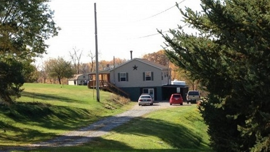 Police say a Pennsylvania woman shined a flashlight for her son to help him shoot what they thought was a skunk but was really his 8-year-old cousin in a black-and-white Halloween costume at this home.