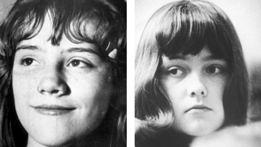 Syliva Likens, left, was tortured and killed by members of the Baniszewski family and other neighborhood children in the basement of the Baniszewski family home in 1965. Paula Pace, known 47 years ago as Paula Baniszewski, had pled guilty to manslaughter and served two years in prison for her role in Likens' death.