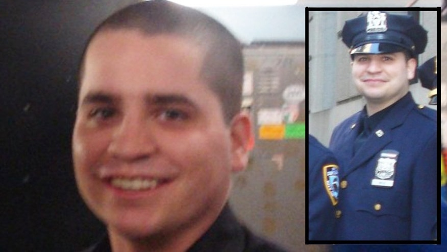 Oct. 25, 2012: New York Police Deptartment officer Gilberto Valle, seen in images from his OKCupid online profile.