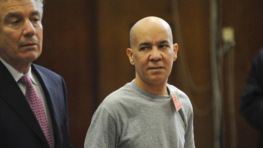 Nov. 15: Pedro Hernandez appears in Manhattan criminal court with his attorney Harvey Fishbein. Hernandez is charged with 1979 killing of Etan Patz, his next court date is set for Dec. 12.